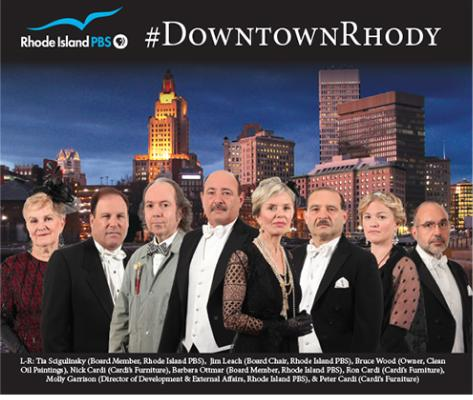 The Illustrious Cast Of Downtown Rhody.
